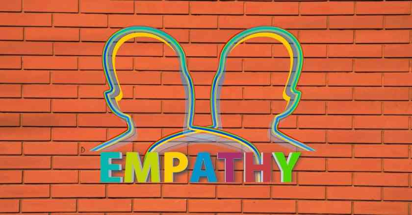 explain empathy in hindi